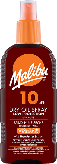 SPF10 Dry Oil Spray