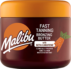 Fast Bronzing Tanning Butter