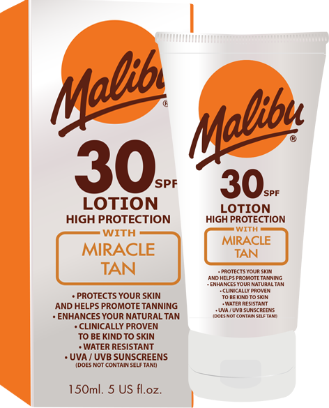 Miracle Tan Moisturising with SPF30