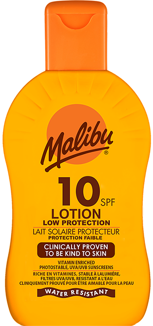 SPF10 Lotion Protection