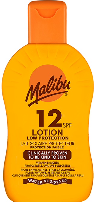 SPF12 Lotion Protection