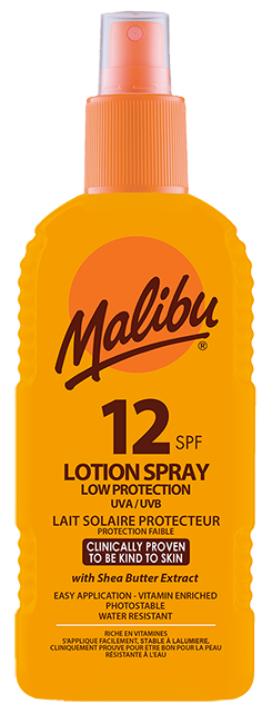 SPF12 Lotion Spray