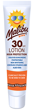 SPF30 Lotion for Kids