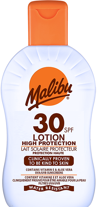 SPF30 Lotion Protection