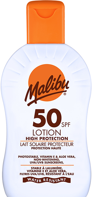 SPF50 Lotion Protection