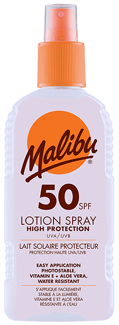 SPF50 Lotion Spray