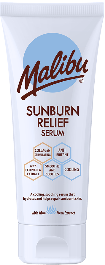 Sunburn Relief Serum
