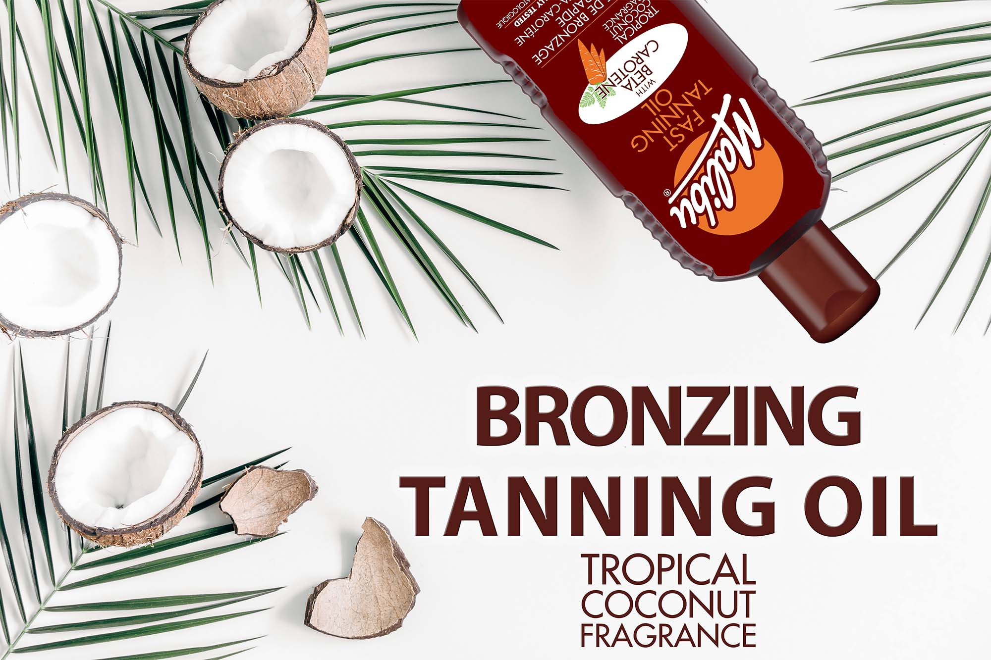 Bronzing and Tanning Oil